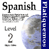 Thumbnail Spanish Platiquemos Level 2