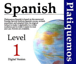 Product picture Spanish Platiquemos Level 1